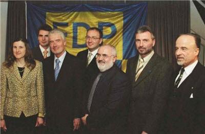 FDP-Neujahrsempfang_2006_Gruppenbild