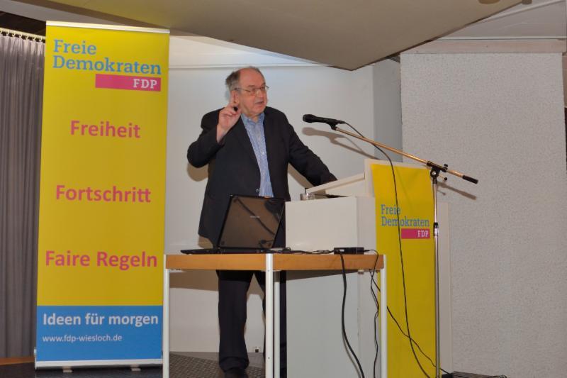 Prof. Dr. Werner Franke