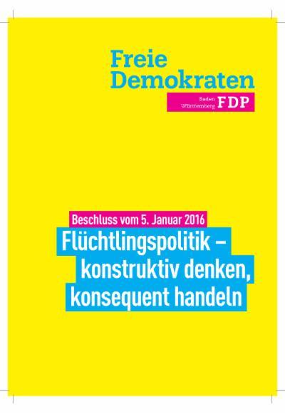 _wsb_400x580_FDP_BW_Beschluss_Fluechtlingspolitik_TItelseite